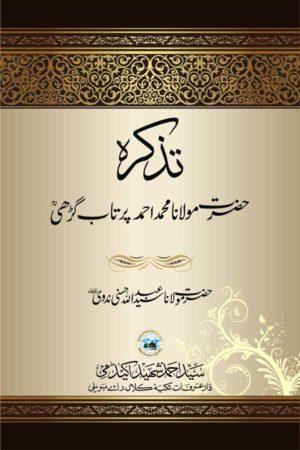 Tazkirah- Mawlana Muhammed Ahmad Partapgarhi - تذکرہ مولانا محمد احمد پرتاپگڑھیؒ